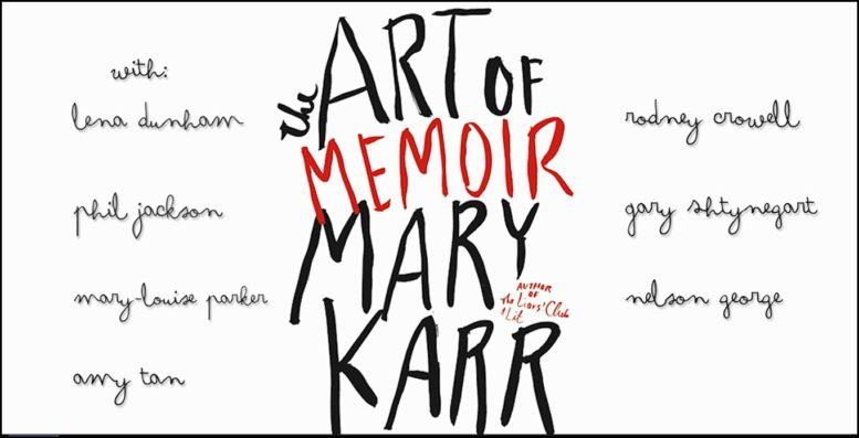 Art of Memoir book cover
